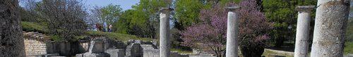 Glanum archaeological site