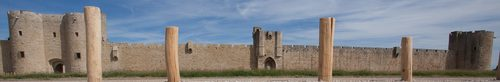 Towers of Aigues-Mortes