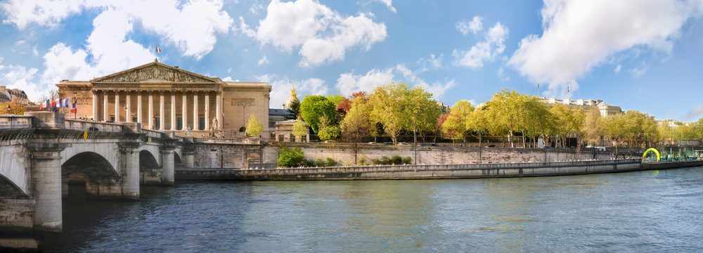 River cruises on the Seine in Paris