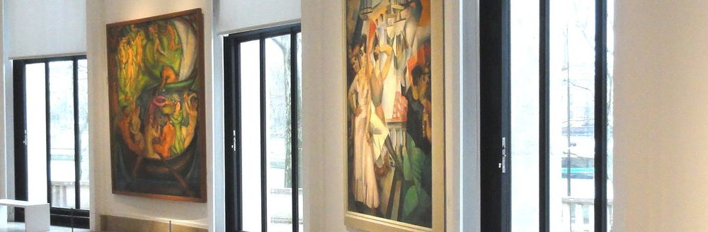 City of Paris Museum of Modern Art