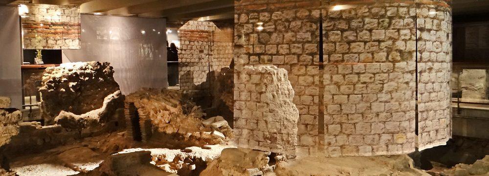 Archaeological Crypt of the Ile de la Cité
