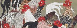 Exposition Jakuchū (1716-1800)Petit Palais du 15 septembre au 14 octobre 2018