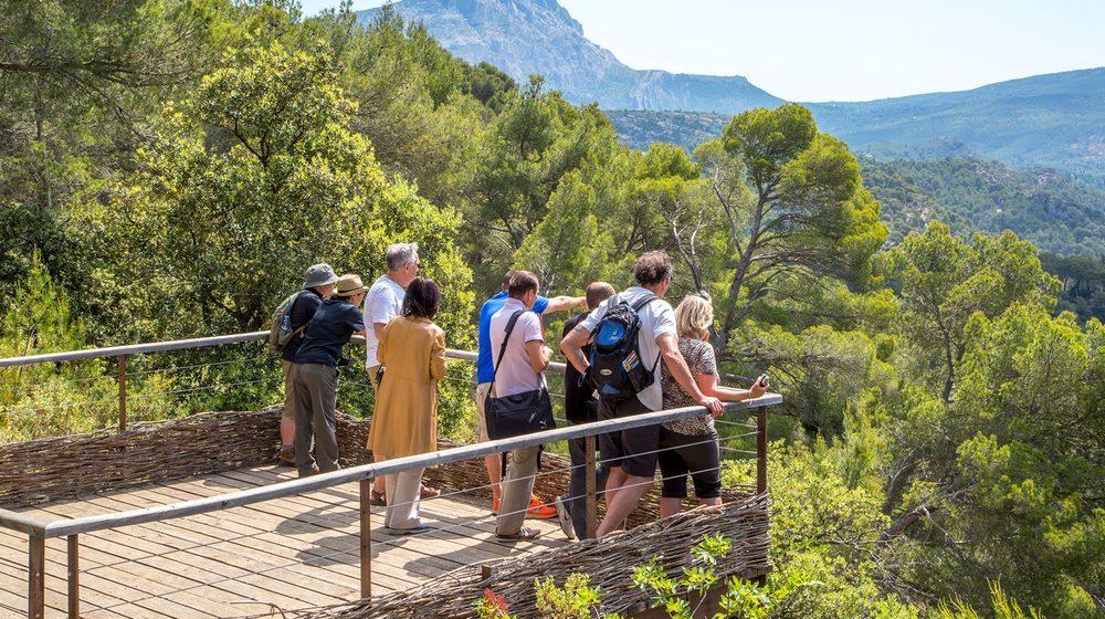 City Pass Aix-en-Provence - Grand Site de Sainte-Victoire et Carrières de BibémusCity Pass Aix-en-Provence - Grand Site de Sainte-Victoire et Carrières de Bibémus © Sophie Spitéri