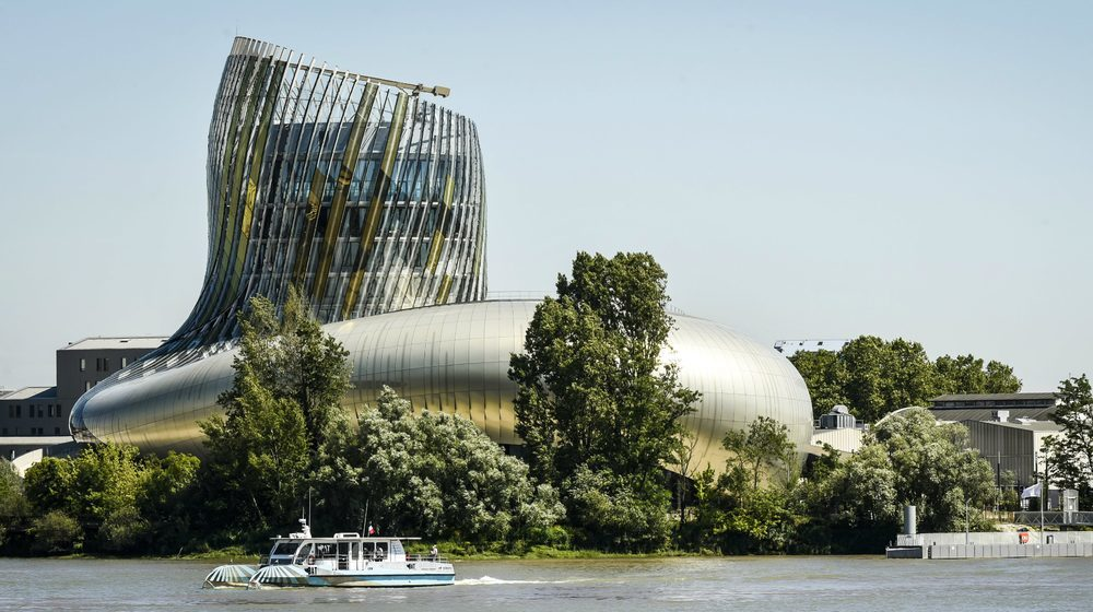 Bordeaux - La Cité du Vin : Embarcadère Crédits de la photo : Photos Anaka / La Cité du Vin / XTU architects