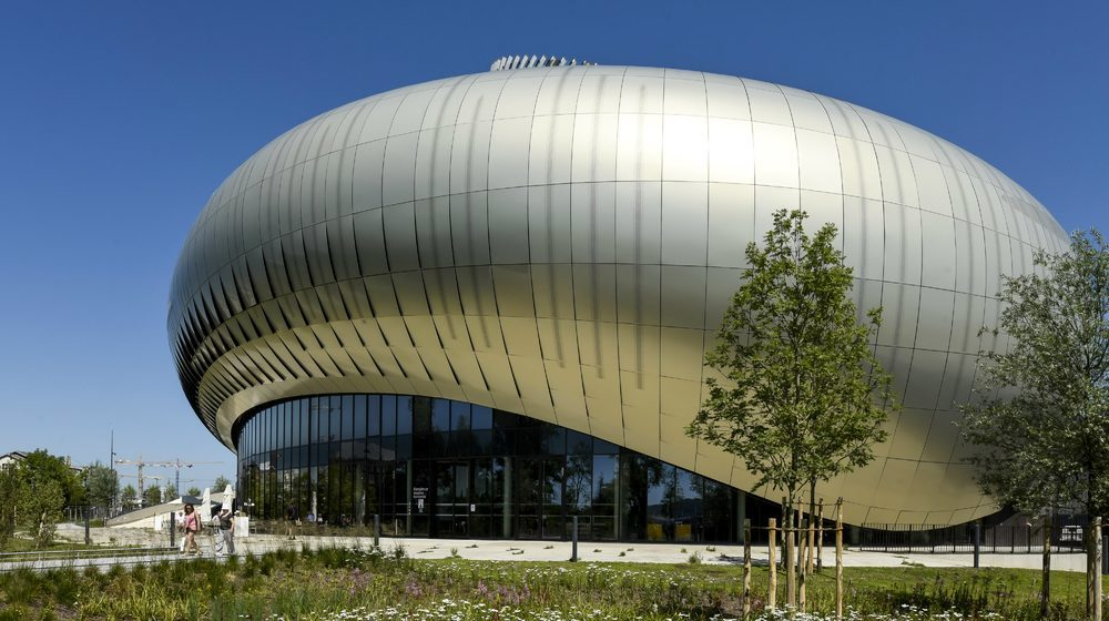 Bordeaux - La Cité du Vin : Les Terrasses Crédits de la photo : Photos Anaka / La Cité du Vin / XTU architects