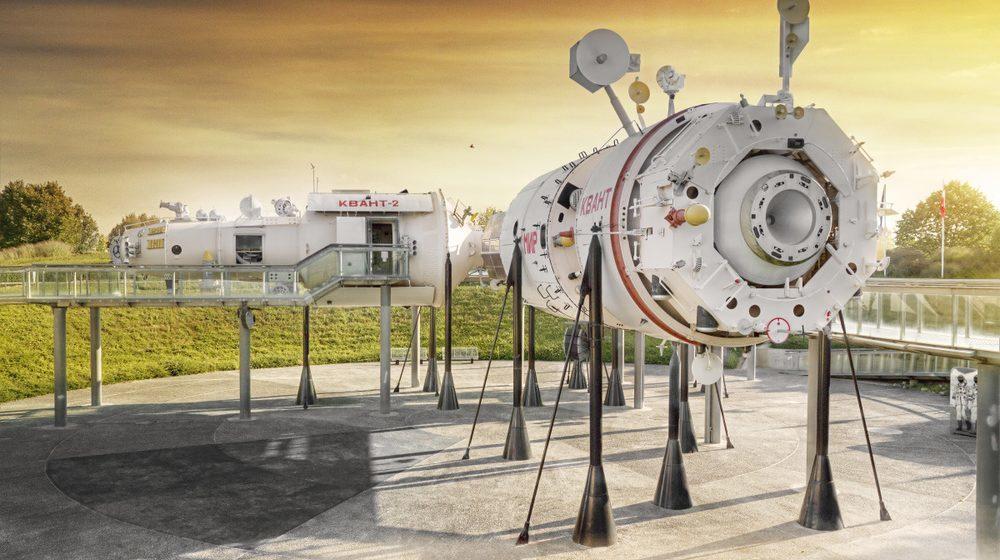 Toulouse - Cité de l'espace : Station Mir ©Alex Piechta