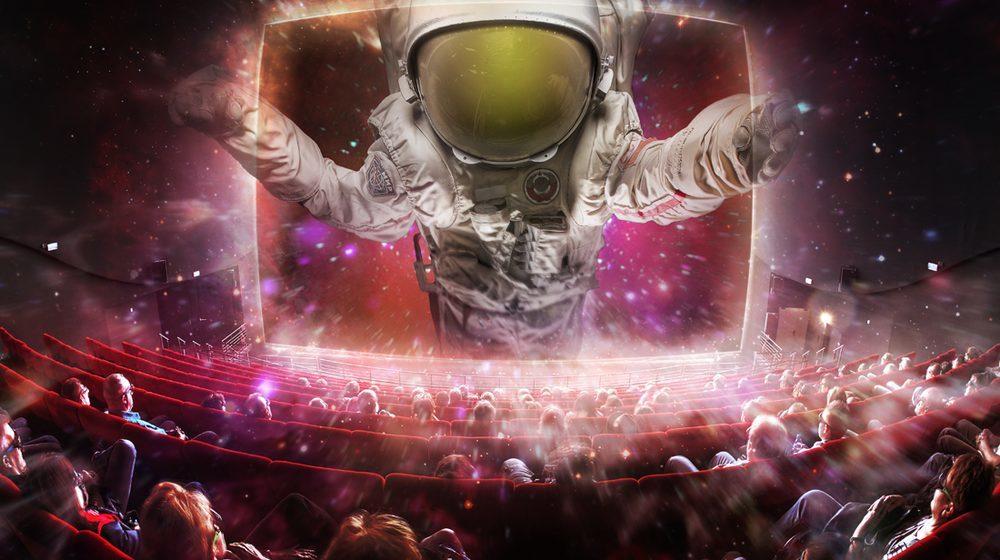 Toulouse - Cité de l'espace : Cinéma IMAX ©Alex Piechta