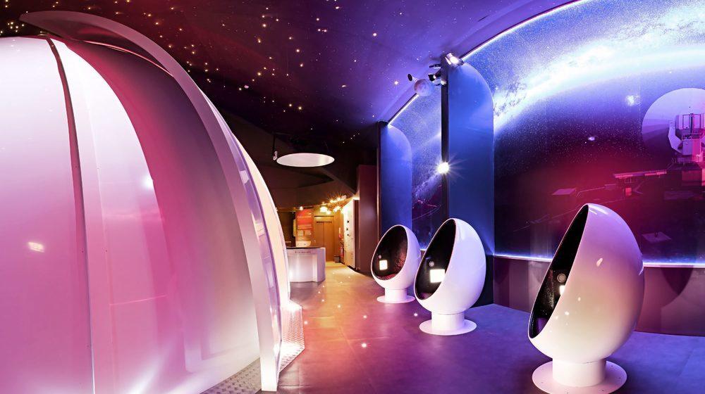 Toulouse - Cité de l'espace : Salles d'Expositions