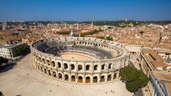 Arènes de Nîmes © L Boudereaux