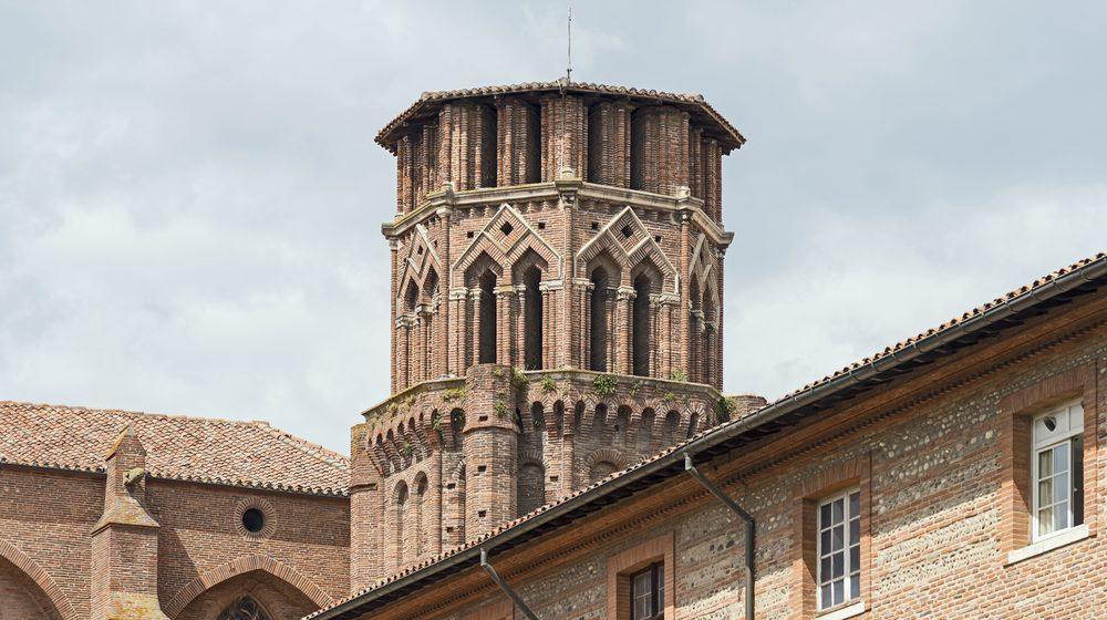 Toulouse - Musée des Augustins : Clocher By Didier Descouens - Own work, CC BY-SA 4.0