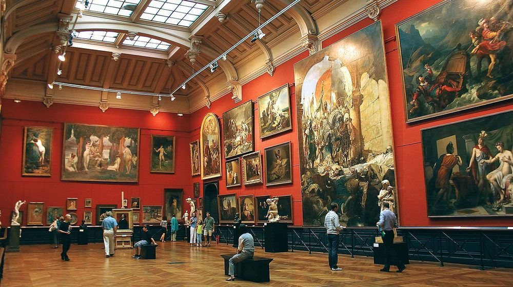 Toulouse - Musée des Augustins : Musée des Beaux Arts
