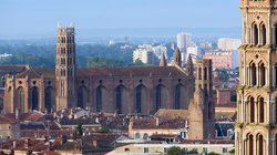 Toulouse Couvent des Jacobins Les Jacobins au coeur de la ville©Jacques Sierpinski