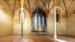 Toulouse Couvent des JacobinsToulouse Couvent des Jacobins La salle capitulaire©Jacques Sierpinski