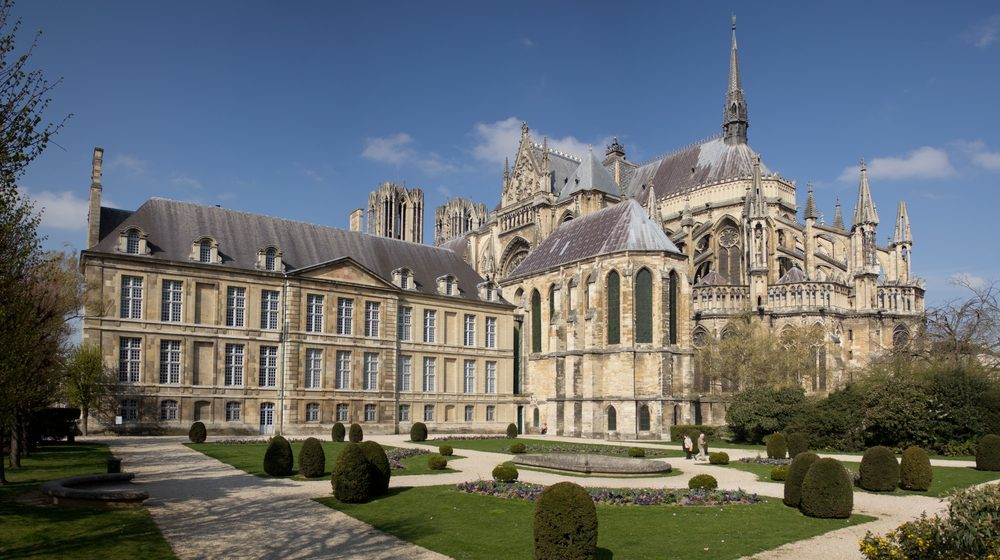 Reims City Pass - Palais du Tau