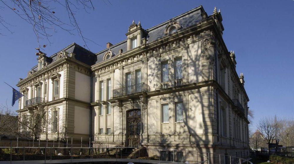 Strasbourg - Musée Tomi Ungerer - Centre International de l'Illustration