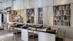 Musée Yves Saint Laurent Paris : le Studio © Musée Yves Saint Laurent Paris / Luc Castel