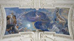 Le plafond du Petit Palais