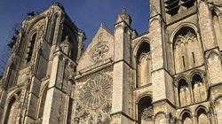 Tour et Crypte de la Cathédrale de Bourges