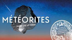 Grande Galerie de l'Evolution - Expositition Temporaire - Météorites, entre ciel et terre